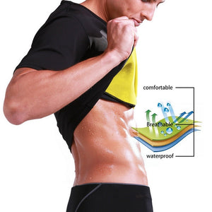 Men's Slimming Body Compression T-Shirt