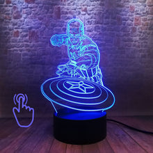 Marvel LED Night Light Collection