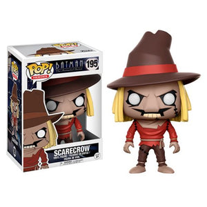 Funko Pop! DC Scarecrow #195 Animated Series