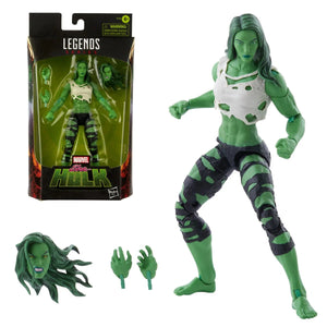 Avengers Marvel Legends Series 6-inch She-Hulk Action Figure 2021