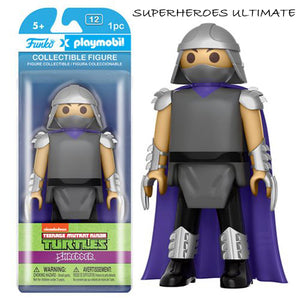 Teenage Mutant Ninja Turtles Shredder 6-Inch Playmobil Action Figure