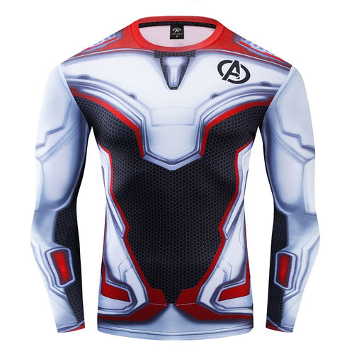 End Game Suit Compression Long sleeve