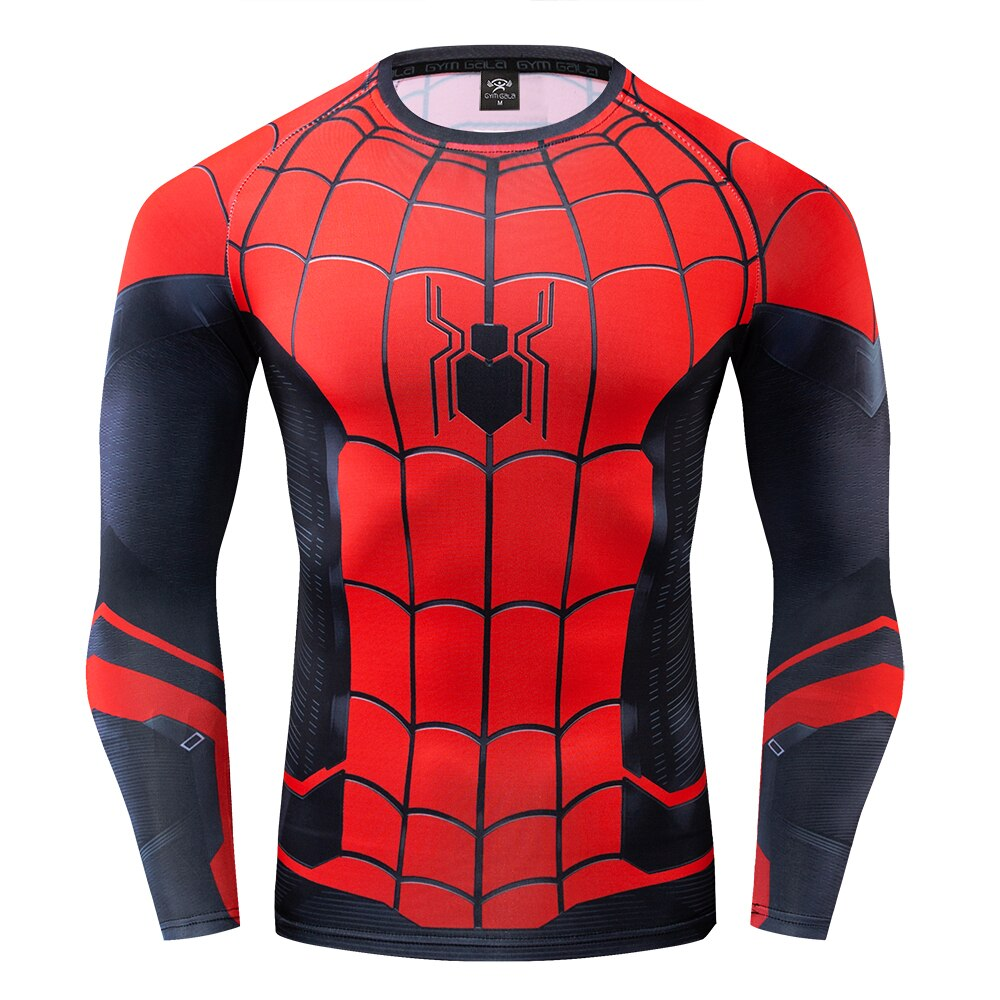 Spider-Man Far From Home Compression Long sleeve