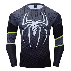 Venom Neon Compression Long sleeve