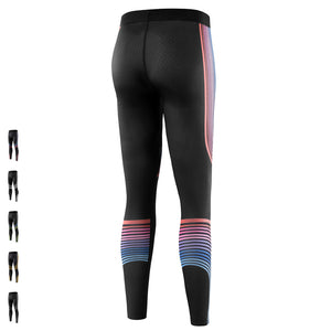 Women Compression Track Pants High Stretch