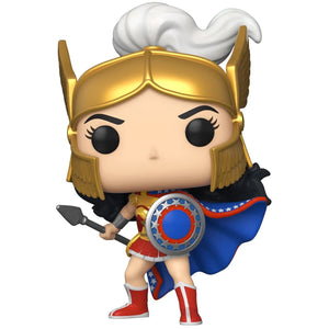 Wonder Woman 80th Anniversary Challenge Of The Gods Pop! Vinyl Figure