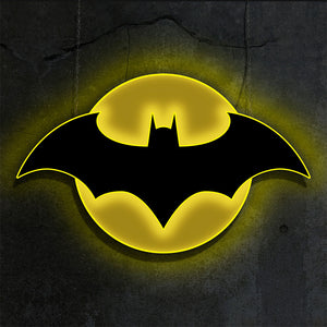 Batman LED Logo Light