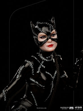 Catwoman 1:10 Scale Statue by Iron Studios