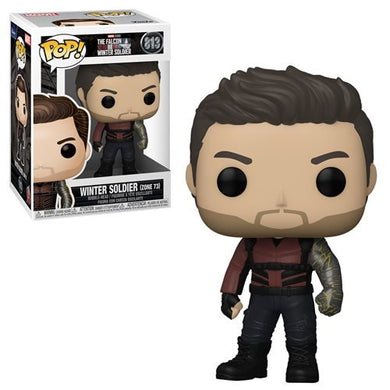 The Falcon and Winter Soldier Winter Soldier Pop! Vinyl Figure 813