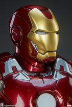 Iron Man Mark VII Maquette by Sideshow Collectibles