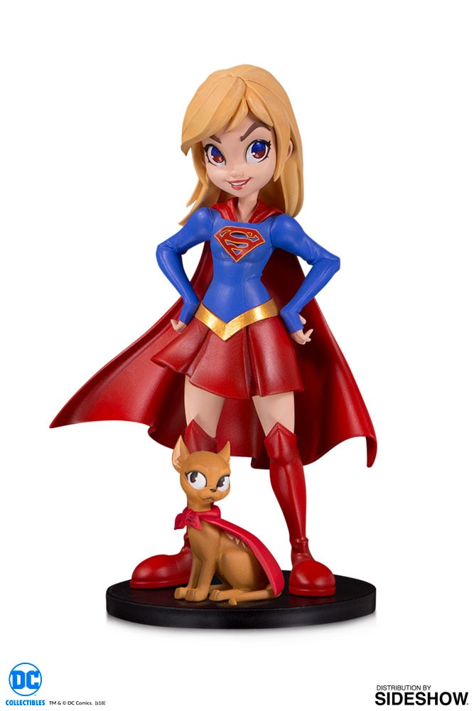 Supergirl Vinyl Collectible by DC Direct