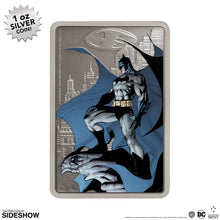 Batman The Caped Crusader - Gotham City Silver Coin