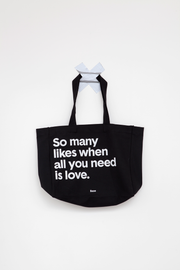 Base Design Product – Tote Bag: So many likes