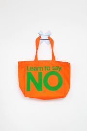 Base Design Product – Tote Bag: Learn to say no