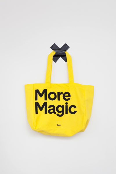 Base Design Product – Tote Bag: More Magic