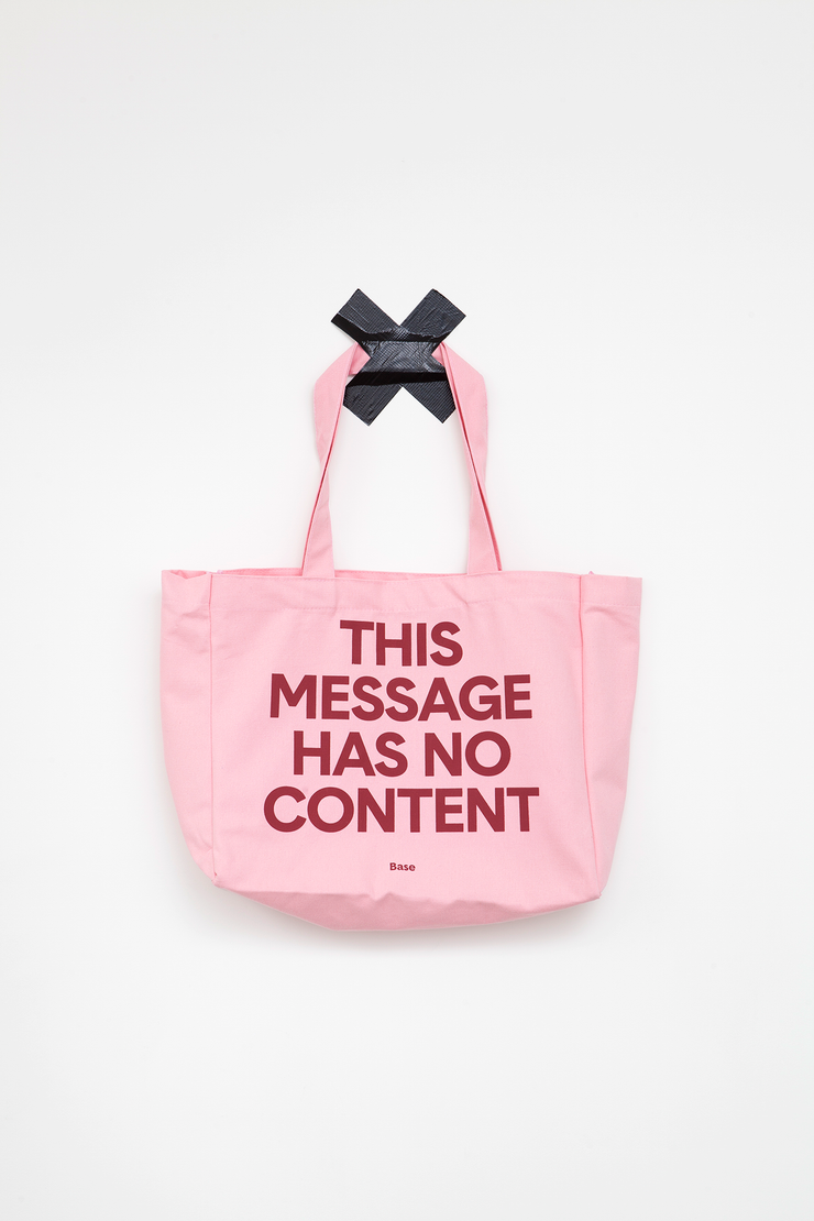 Base Design Product – Tote Bag: This message has no content