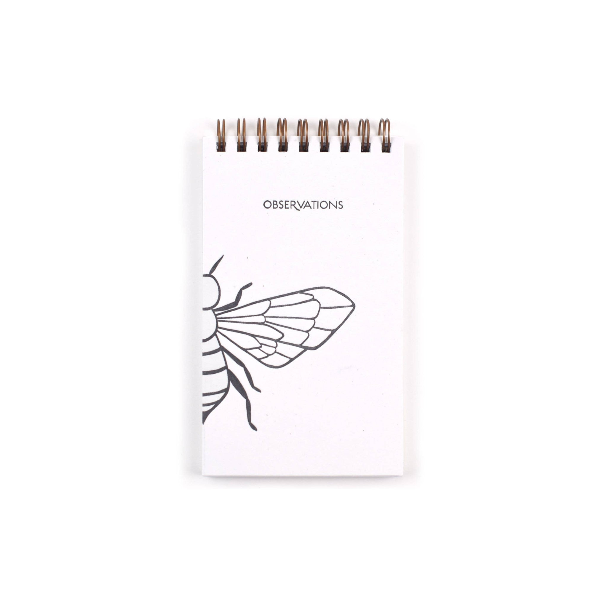 Observations Bee Reporter Notebook