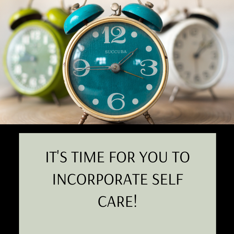 SELF CARE (Digital Download)
