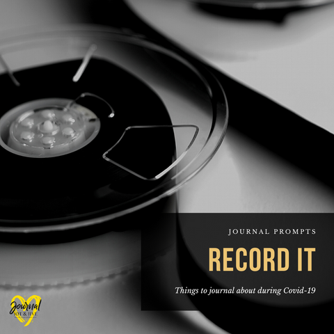 RECORD IT (Digital Download)