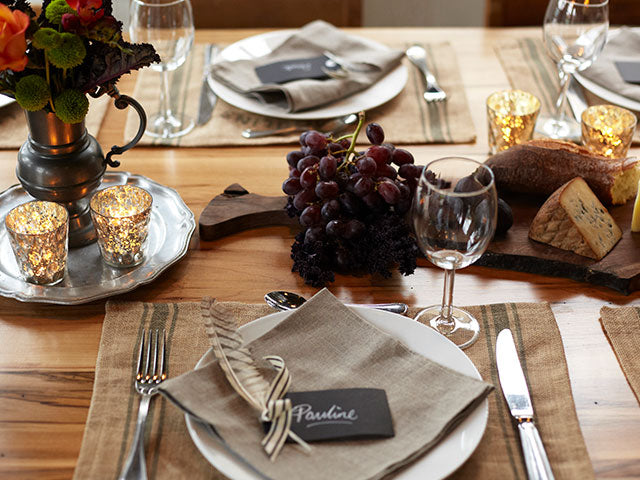 Toronto event venues with harvest tables