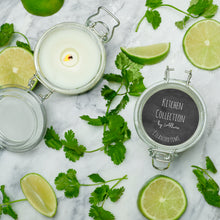 Load image into Gallery viewer, Cilantro Lime Kitchen Candle