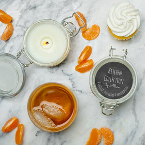 Vanilla Bourbon & Mandarin Kitchen Candle