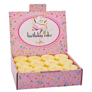 Birthday Cake - Bulk Votive Set