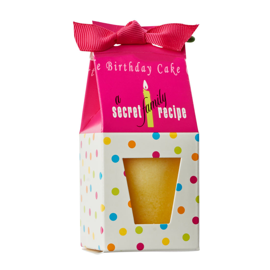 Birthday Cake Votive