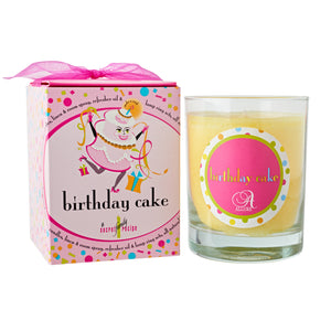 Birthday Cake Candle - 13.5 oz.