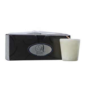 Fresh Linen Votive Gift Set