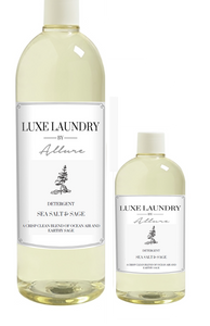 Sea Salt & Sage - Luxe Laundry