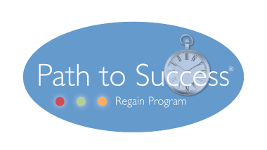 Image of Path to Success Regain stylized logo