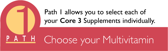 Path 1 Multivitamin options