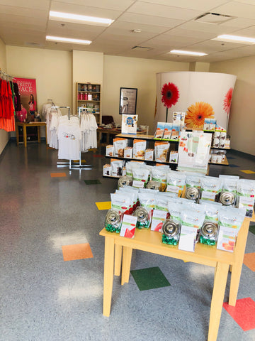 Image of inside Celebrate Vitamins cleveland store.