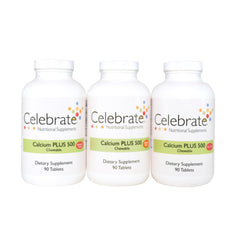 Celebrate Vitamins Chewable Tablet Options