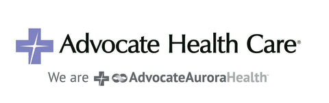 Advocate Good Shepherd Hospital at Celebrate Vitamins Logo