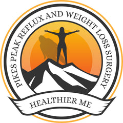 Pikes Peak Reflux and Weight Loss Surgery at Celebrate Vitamins Logo