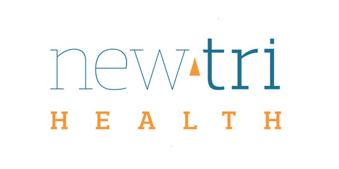 NewTri Health logo at Celebrate Vitamins