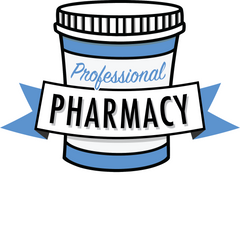 Professional Pharmacy at Celebrate Vitamins Logo