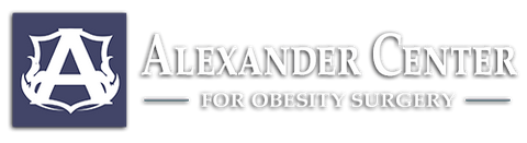 Alexander Center for Obesity Surgery at Celebrate Vitamins Logo