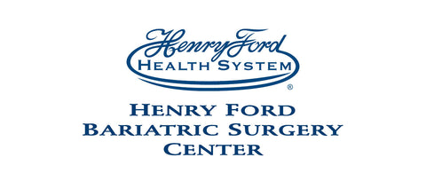 Henry Ford Hospital at Celebrate Vitamins Logo