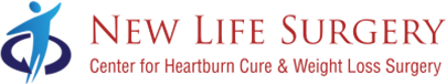 New Life Surgery at Celebrate Vitamins Logo