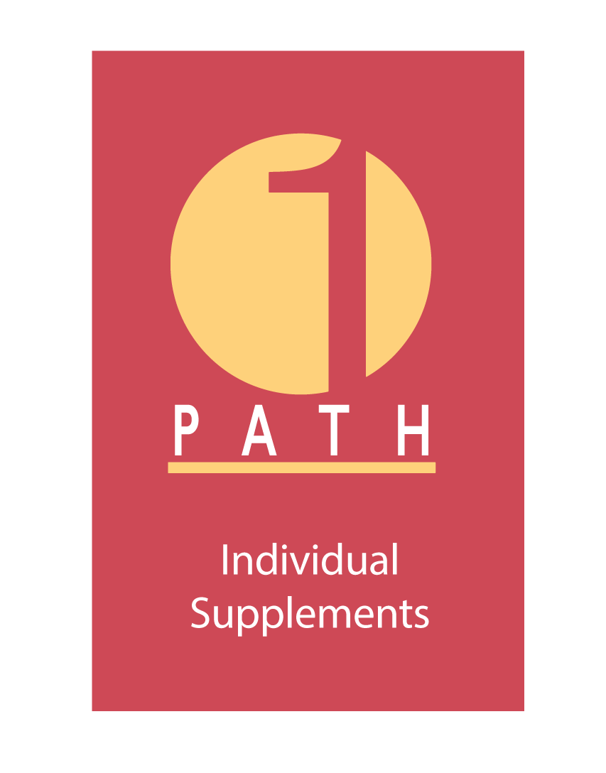 Image of Celebrate Path 1 individual supplements logo with the number 1