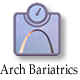ARCH BARIATRICS LLC at Celebrate Vitamins Logo