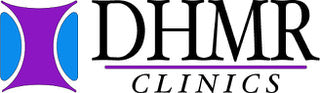 DHMR Clinics at Celebrate Vitamins Logo