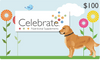 Image of Celebrate Vitamins' $100 gift card