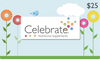 Image of Celebrate Vitamins' $25 gift card