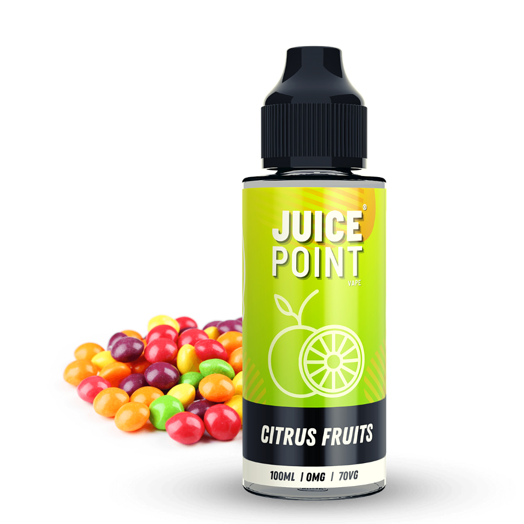 Citrus Fruits (Rainbow Fruits) 70VG - 120ml