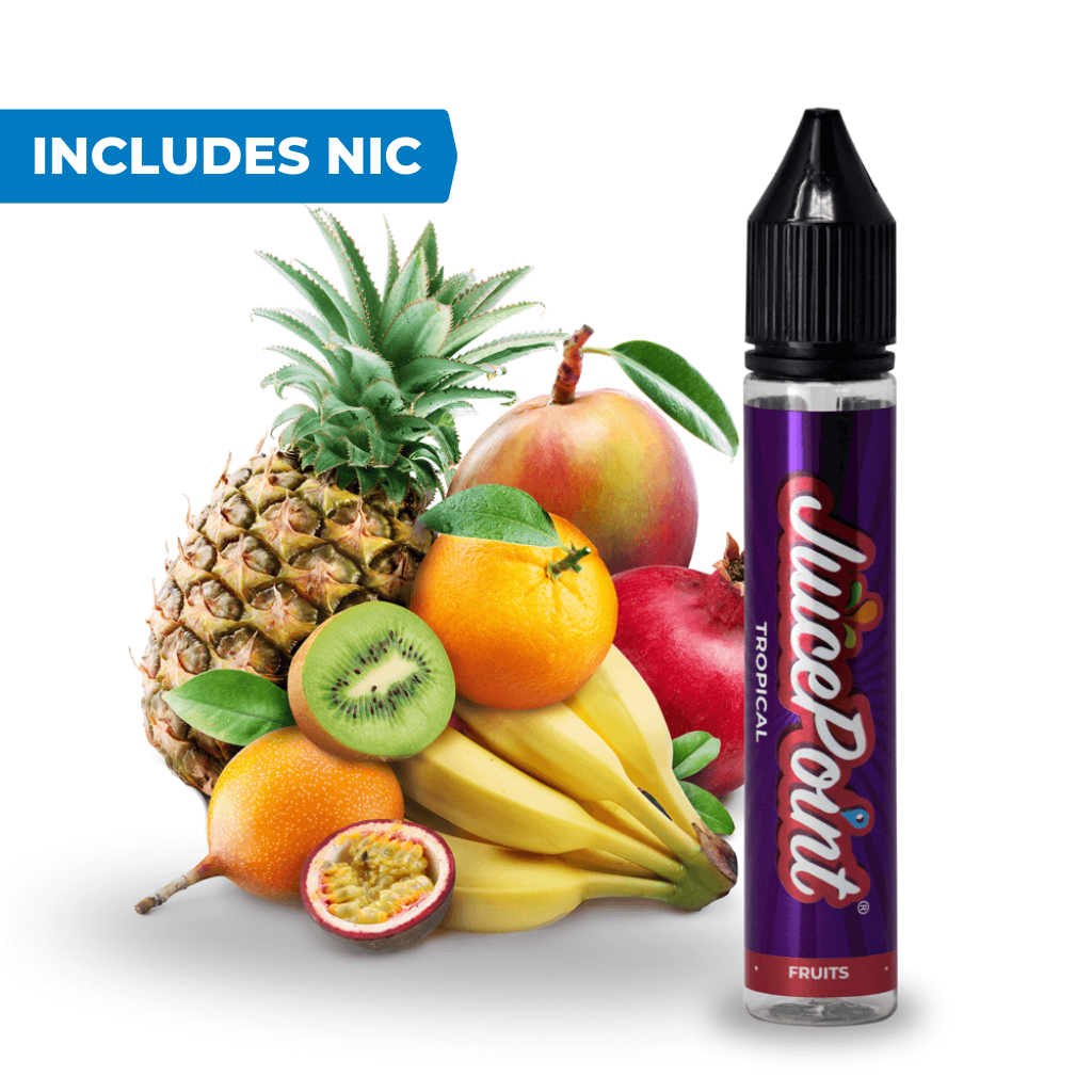Tropical by JuicePoint Vape - 30ml