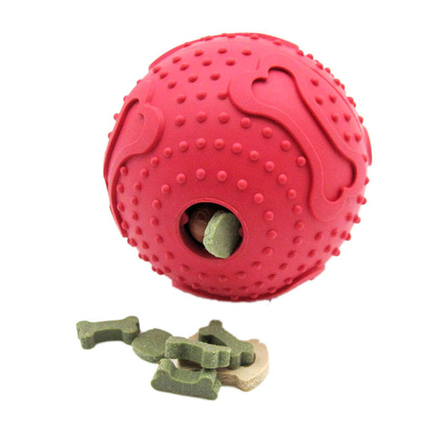 Dog training ball